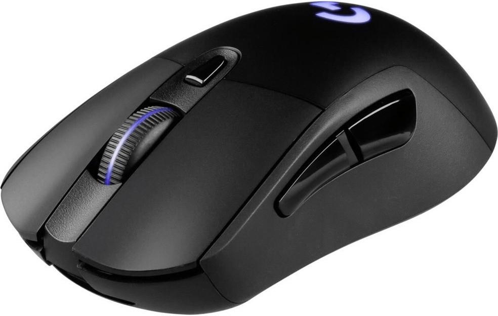 PC Zubehör Wochenende bei Saturn - Logitech G703 Wireless Gaming Maus, G910 Tastatur für 88€, HyperX Cloud Flight für 99€, Cloud II für 65€