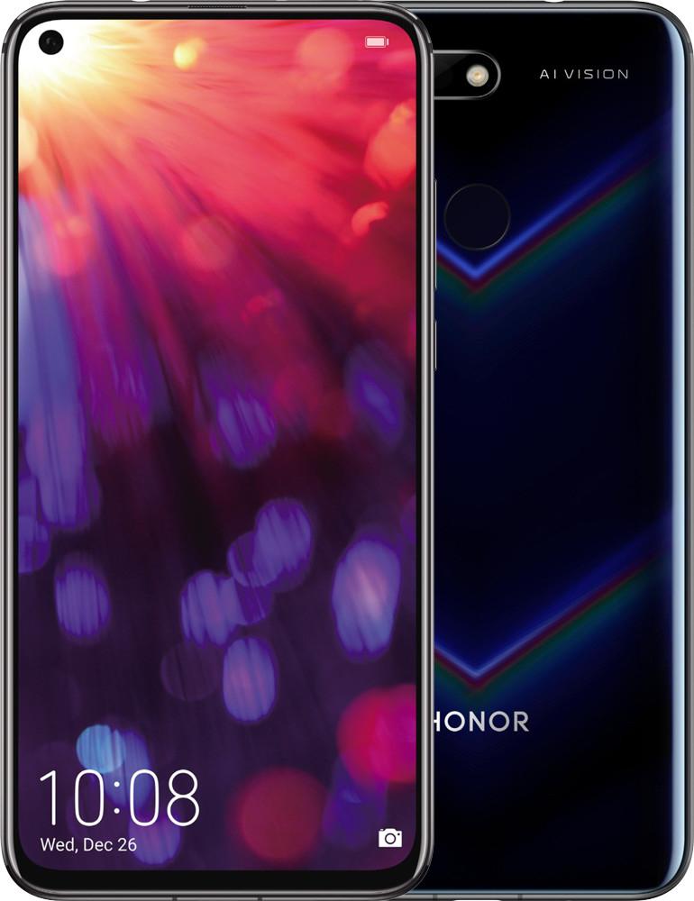 HONOR View 20 Smartphone 128GB Midnight Black für 449,77€ inkl. Versandkosten