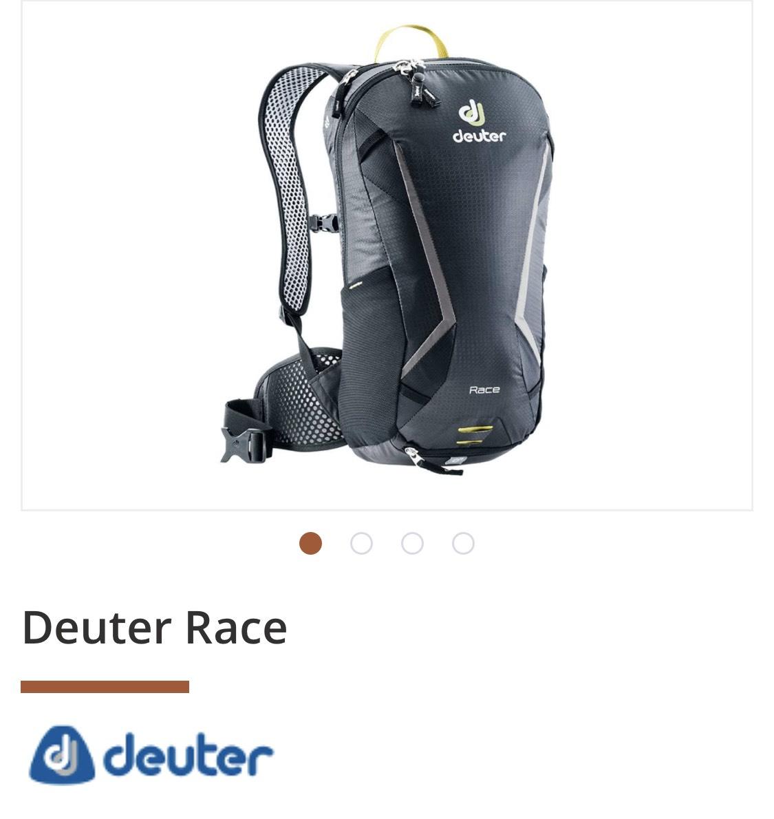 Deuter Race X oder ohne X zum Bestpreis