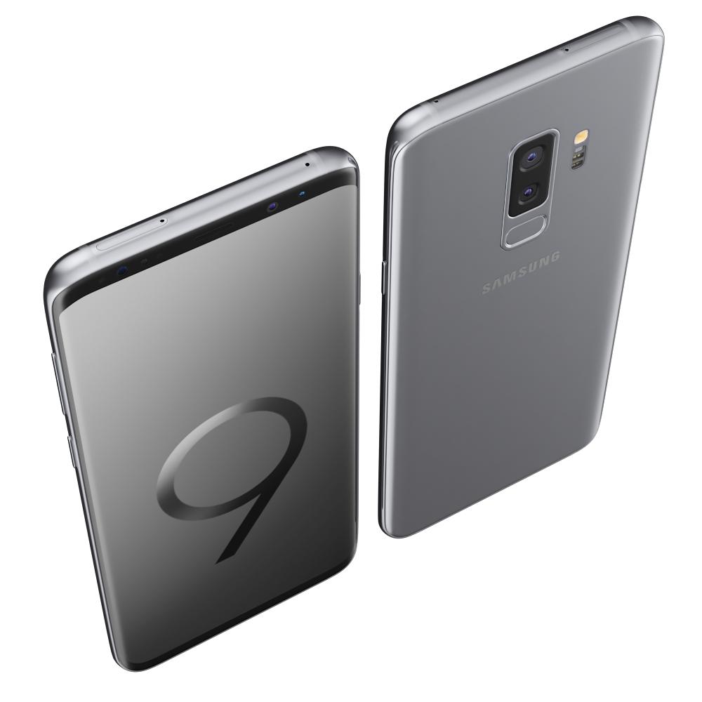 Samsung Galaxy S9+ 256GB Titanium Grey