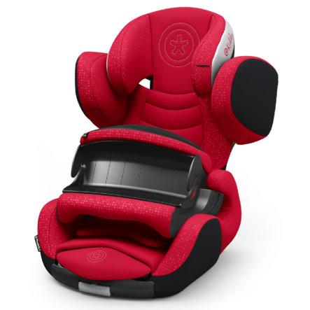 Kiddy Phoenixfix 3 Kindersitz in Chili Red und Spring Green / Gr. 1, 9 - 18kg