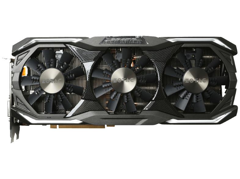 ZOTAC GeForce GTX 1070 AMP Extreme Core für 259€ mit Newsletter Code + Code für Fortnite Counterattack Set