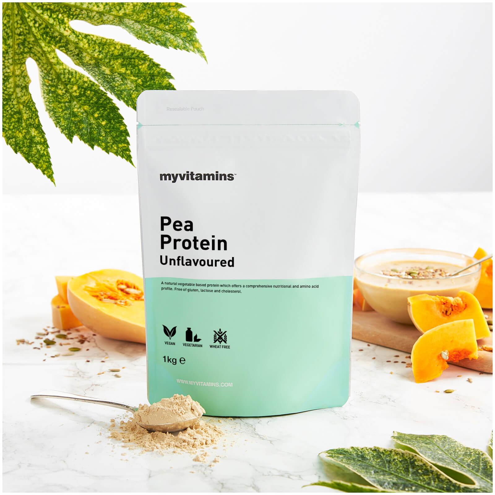 55% auf die Fitness-Kategorie bei Myvitamins: z.B. je 1kg Erbsenprotein, Sojaprotein, Reisprotein & Bio-Hanfsamen für 26,76€