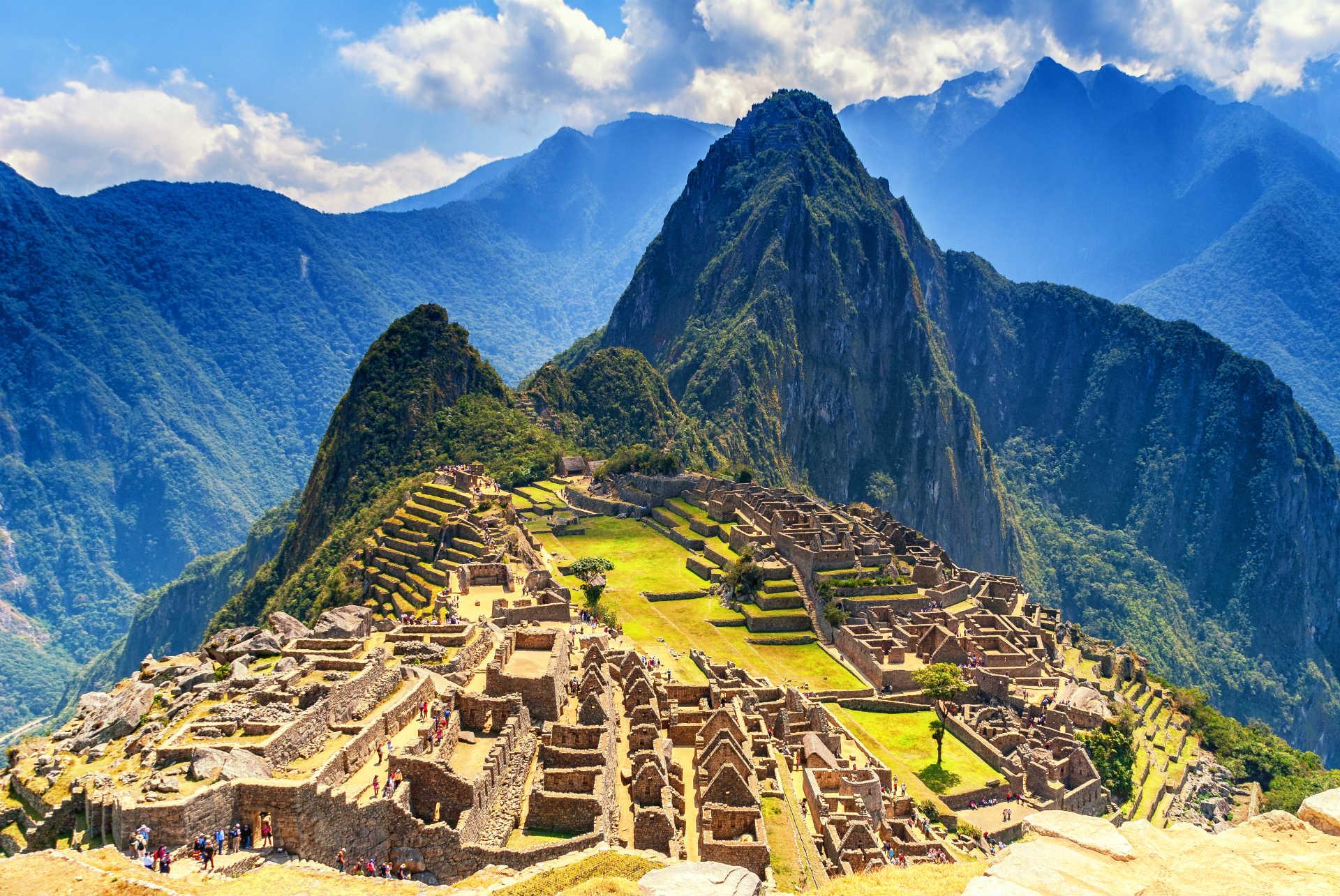 Error Fare Flüge: Ecuador / Peru (Sept - Feb) Nonstop Hin- und Rückflug von Madrid nach Lima oder Quito