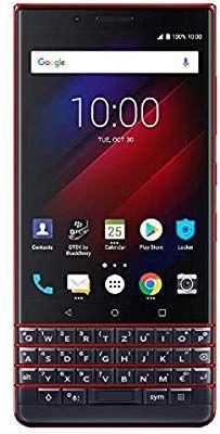 BlackBerry KEY2 LE Business Smartphone, 64 + 4 GB, Dual-SIM Rot [Exklusiv bei Amazon] [Amazon]