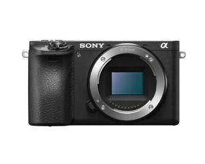 Sony Alpha 6500 Body Systemkamera - E-Mount eBay Saturn
