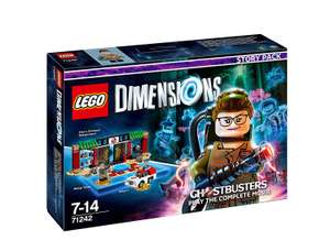 Lego Shop: 71248 Mission: Impossible Level-Paket 7,50€ & 71242 Ghostbusters Story-Pack 11,25€ +3,50€ Versand oder ab 55€ Versandkostenfrei