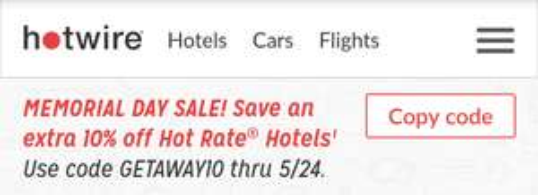 Hotwire (Hotelangebote)