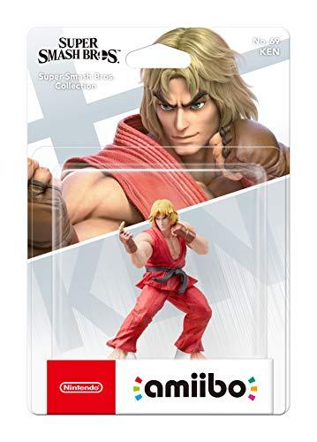 Nintendo amiibo (Super Smash Bros. Collection) Ken für 9,51€ & Daisy für 9,01€ (Amazon Prime)
