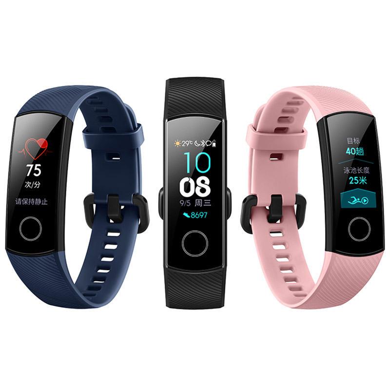 Huawei Honor Band 4 0,95 AMOLED 2.5D Smart Watch Armband