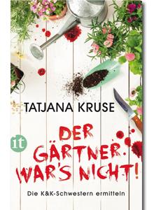 Gratis ebook 'Der Gärtner war's nicht!'