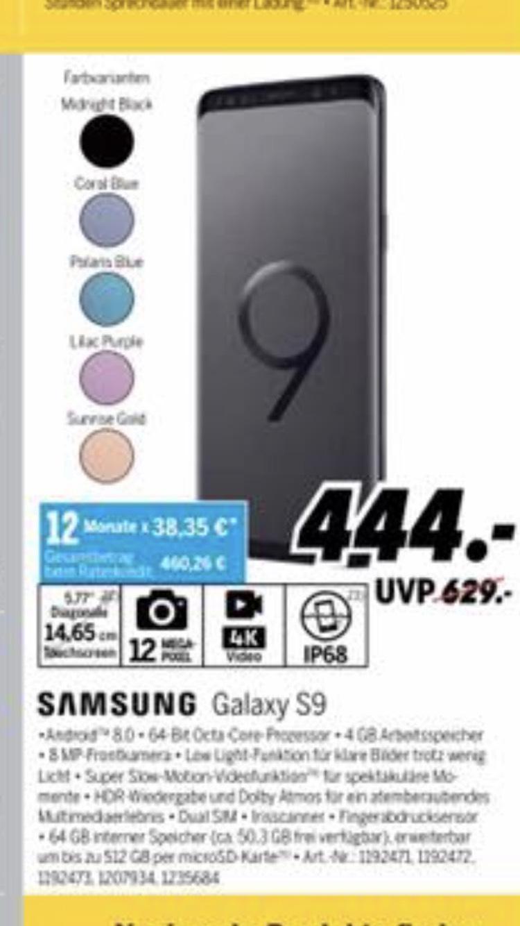 [MedimaxDuisburg]Samsung Galaxy S9 DualSim 64GB