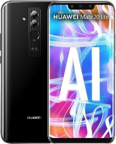 Huawei Mate 20 Lite in schwarz