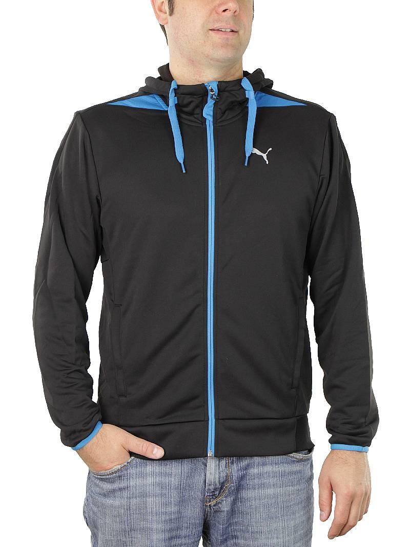 "Puma Kapuzen-Sportjacke ""PT Future Tech Full Zip Hoodie Jacket"" (Dry Cell) S - XXL *versandkostenfrei* [SNEAKERPROFI]"
