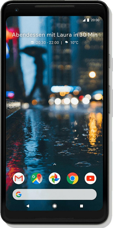 Google Pixel 2 XL 64GB - Schwarz - Neuware