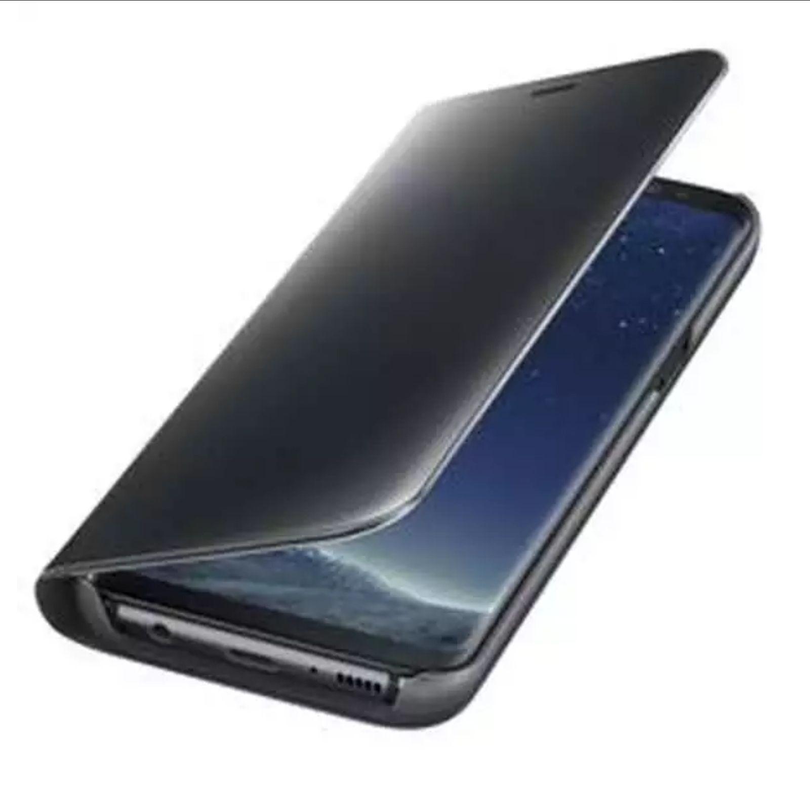 Original Samsung Galaxy S8 Clear View Cover EF-ZG950 Black