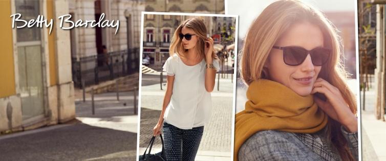 Betty Barclay bis 50% Rabatt im Hot Summer Sale+10% Cashback+ 10€ Shoop Gutschein ab 29€ [Shoop]