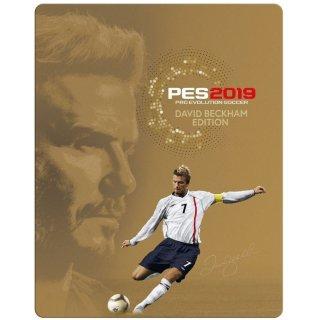 Pro Evolution Soccer PES 2019 die David Beckham Edition für Playstation 4