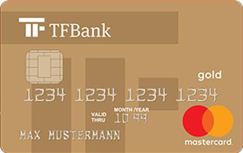75€ Cashback für die dauerhaft kostenlose Mastercard Gold (inkl. Reiseversicherungen) der TF Bank via Shoop