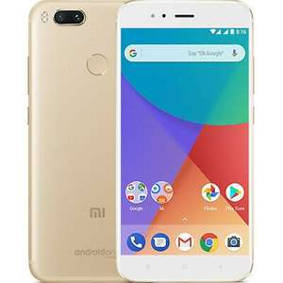 XIAOMI Mi A1, Smartphone, 64 GB, Gold, Dual Sim [Ebay Saturn]