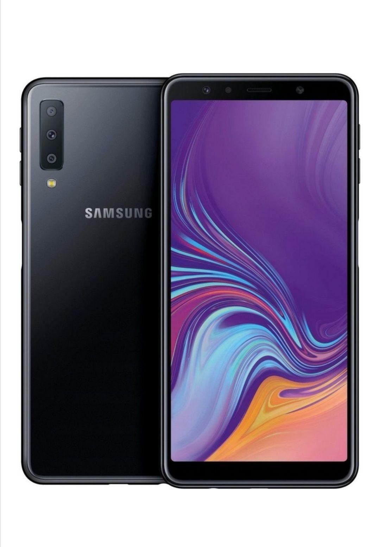 [Lokal Media Markt Trier]Samsung Galaxy A7 (2018) Smartphone Dual Sim Schwarz für 199€