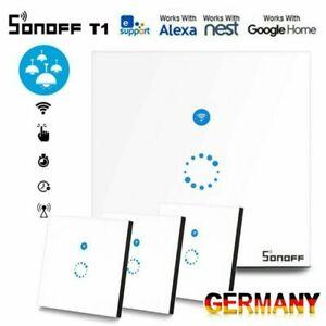 2 x Sonoff T1 EU 1 Gang mit Versand aus Deutschland
