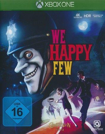 We Happy Few& PES 2019 für je 15€ (Xbox One) [Lokal Kronach]