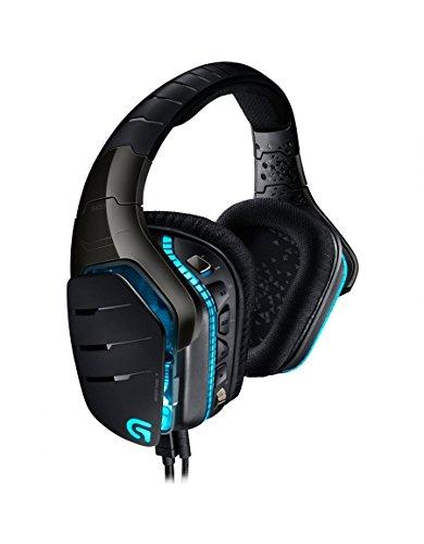 (Amazon UK) Logitech G633 Artemis Spectrum Pro Wired Gaming-Headset (7.1 Dolby Surround Sound für PC, Xbox One und PS4)