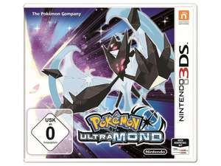 [LIDL Online] Pokémon Ultramond für 28€ für 3DS/2DS