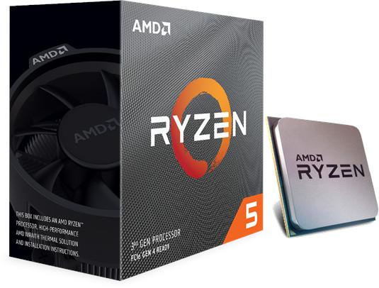 AMD Ryzen 5 3600 (6x 3,6 GHz / 12 Threads) mit Wraith Stealth Kühler für 184€ (Cyberport Abholung)