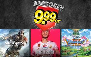 9.99er Gamestop Aktion: Ghost Recon Breakpoint