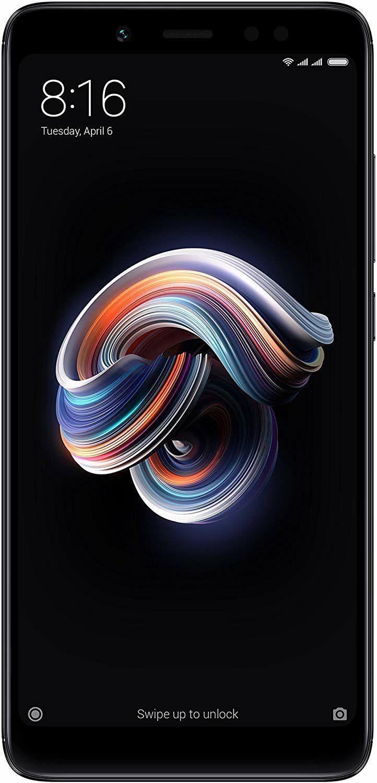 """Xiaomi Redmi Note 5 Smartphone 5.99"""" - FHD+, Snapdragon 636, 3GB, 32GB (Amazon)"""