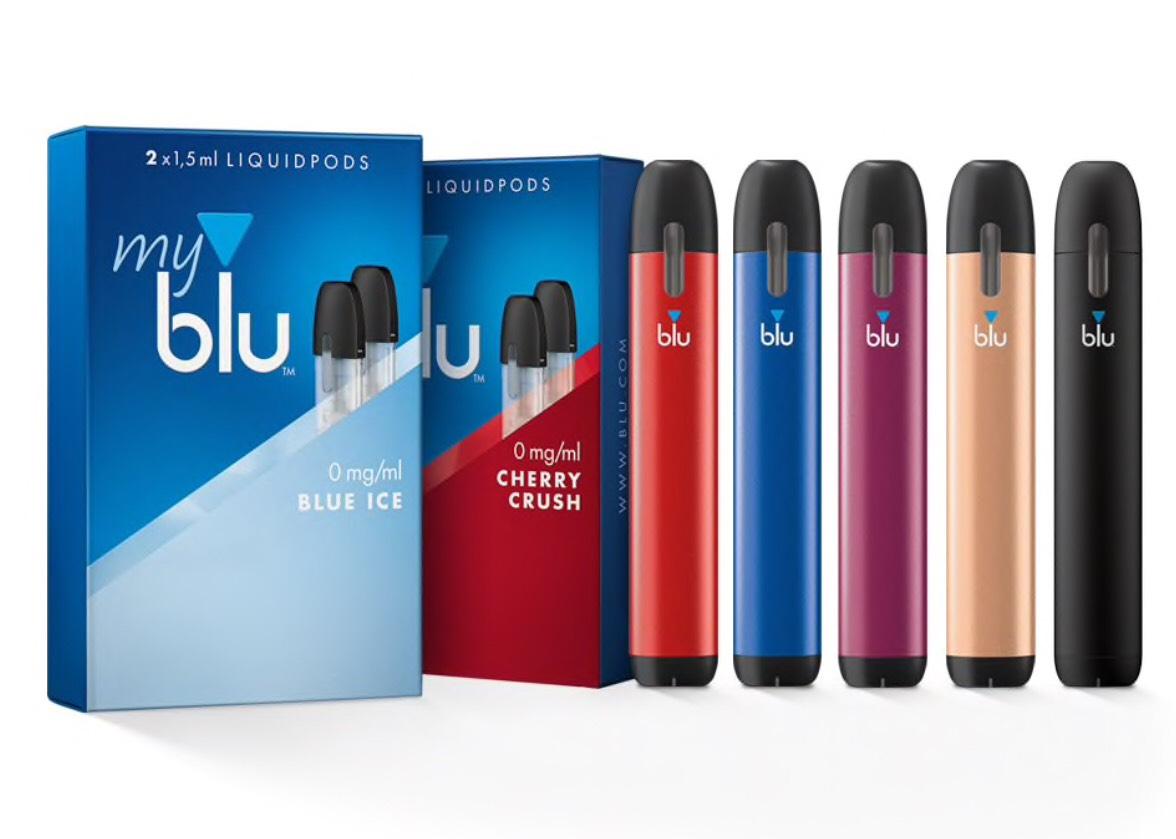 MyBlu Liquidpods 3 für 2 Aktion + kostenloser Versand ab 20 € MBW
