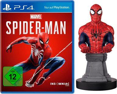 Otto.de Neukunde Gutschein nur per app! Spiderman PS4 + Spiderman Cable Guy + FIFA 19 + fülleartikel