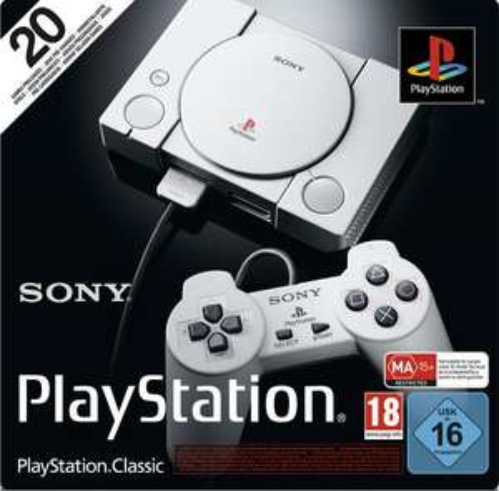 Sony PlayStation Classic für 19,99€ (GameStop Offline)