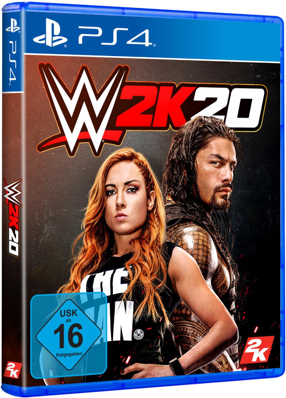 EWD Games: z.B. 2x WWE 2K20 [PS4/One] - 69,99€ | Fire Emblem Warriors [New 3DS/2DS] - 10€ | Labo: Toy-Con 03 - Fahrzeug-Set [Switch] - 30€