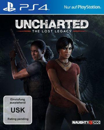 Uncharted: The Lost Legacy (PS4) für 14,99€ bzw. bei Versand 18,98€ [Expert Ibbenbüren]