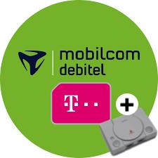 mobilcom-debitel Telekom Flat Allnet Comfort 2GB 4,99€ mtl. + Sony Playstation Classic
