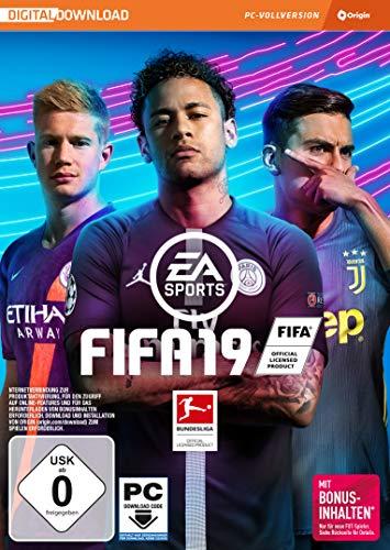 FIFA 19 - Standard Edition | PC Download - Origin Code [Amazon]