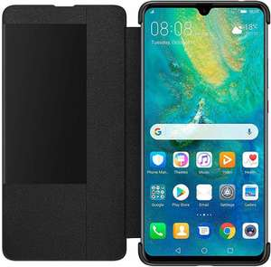 "Huawei Mate 20 X Smartphone 7.2"" - AMOLED, Kirin 980, 6GB, 128GB, 5000mAh inkl. M-Pen Stylus + Smart View Cover (Amazon UK)"
