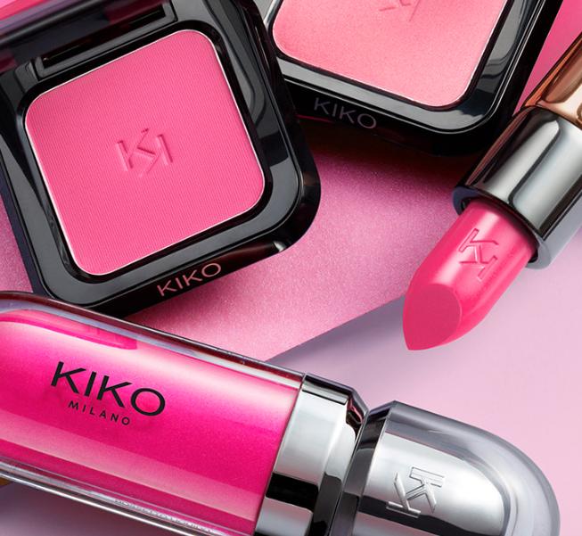 Kiko-Sale mit 10% extra Rabatt + vsk-freier Lieferung ab 30€, 5€-Newsletter-Gutschein ab 30€, Geschenk ab 40€, z.B. 13 Produkte für 31,87€