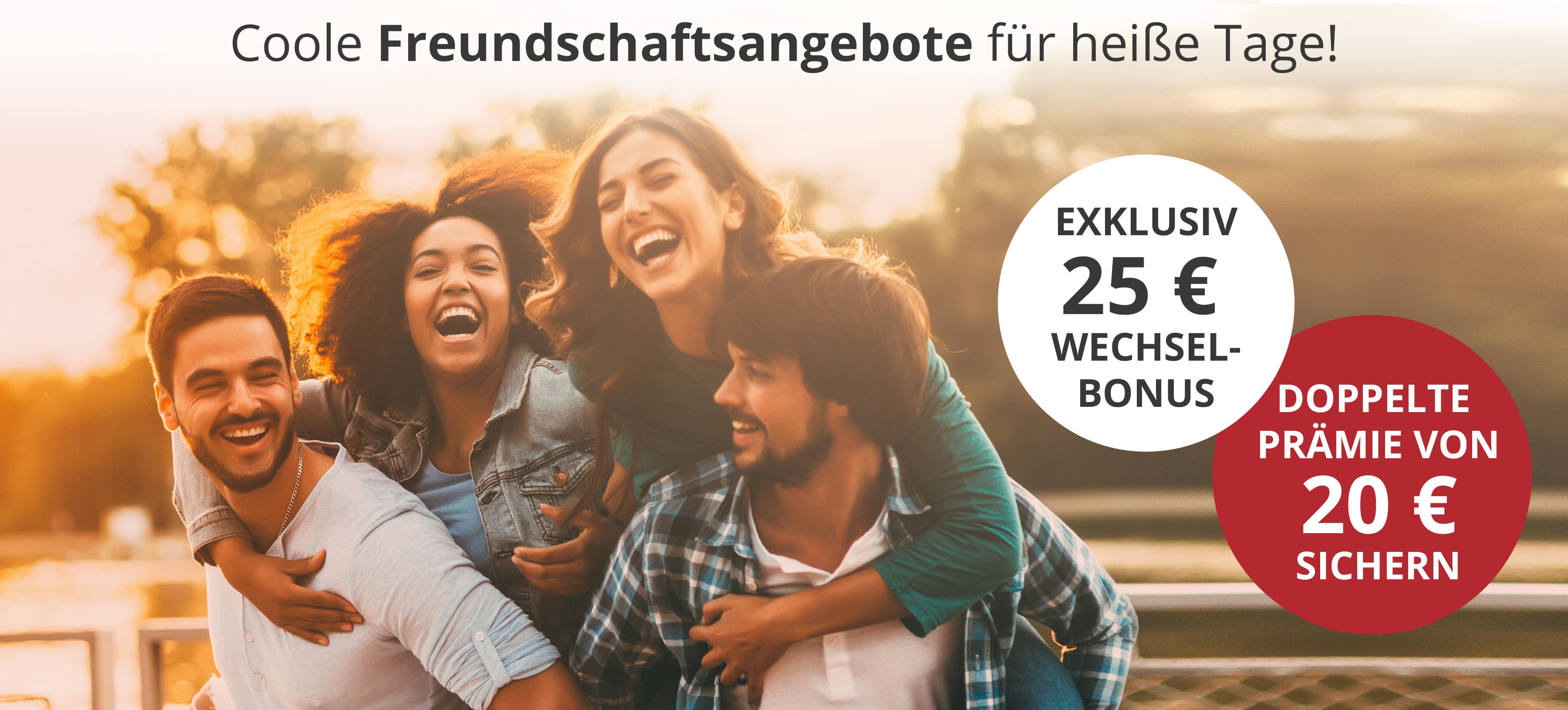 PREMIUMSIM - 20€ Guthaben - FREUNDE Werben Aktion - Zusätzlich 25 € für Rufnummermitnahme