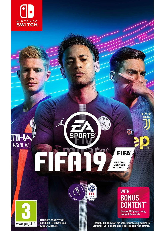 FIFA 19 (Switch) für 17,83€ inkl. Versand (Base.com)