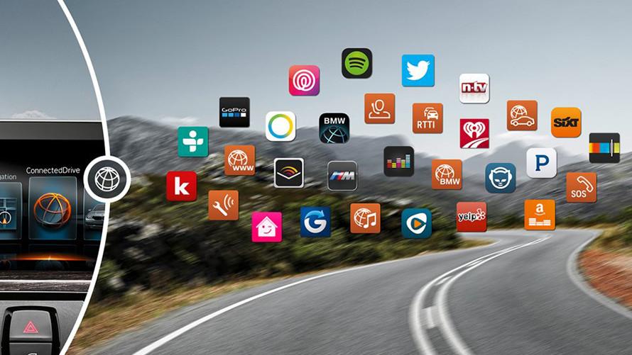 BMW Connected Drive - BMW Online Entertainment - 1 Probemonat für 1 €