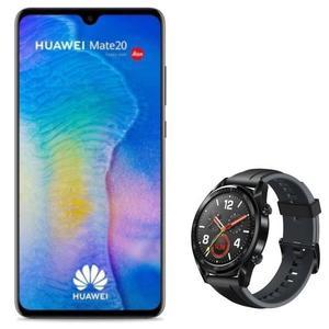 Huawei Mate 20 Smartphone inkl. Huawei Watch GT Sport Edition für 404,98 € (Cdiscount)