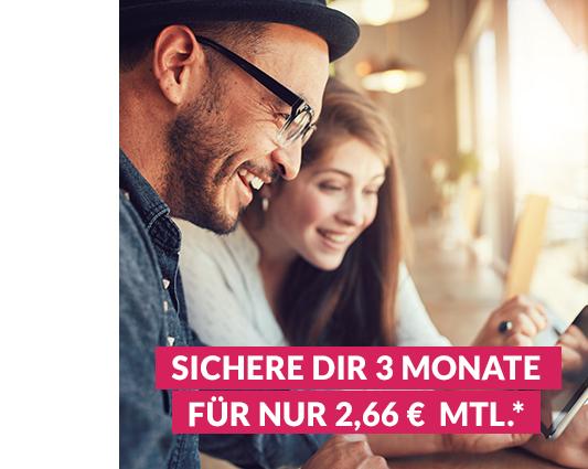 Maxdome 3 Monate für 7,98€! [Bestandskunden]