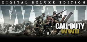 Call of Duty: WWII - Digital Deluxe -PC (gamesplanet.com)
