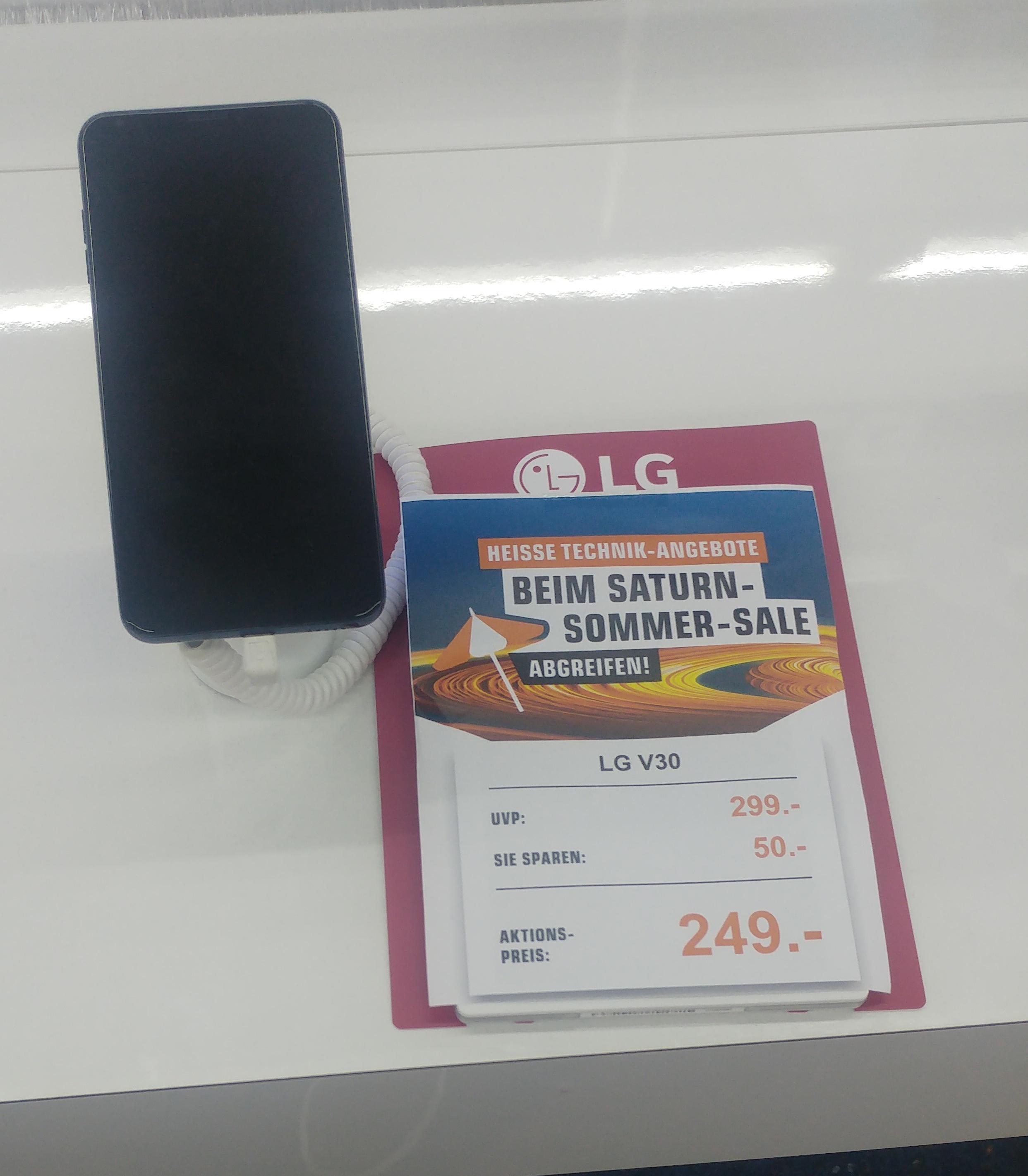 [Lokal Saturn Bad Oeynhausen] LG V30 für 249 Euro