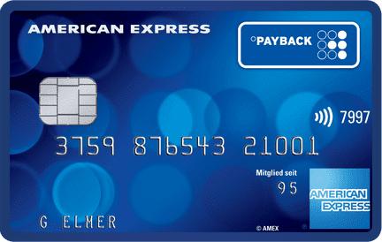 Dauerhaft kostenlose Payback American Express Kreditkarte inkl. 2000 Punkte // Kostenlose Miles&More