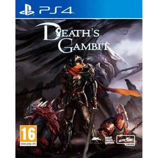 Death's Gambit: Beinhartes Souls-like